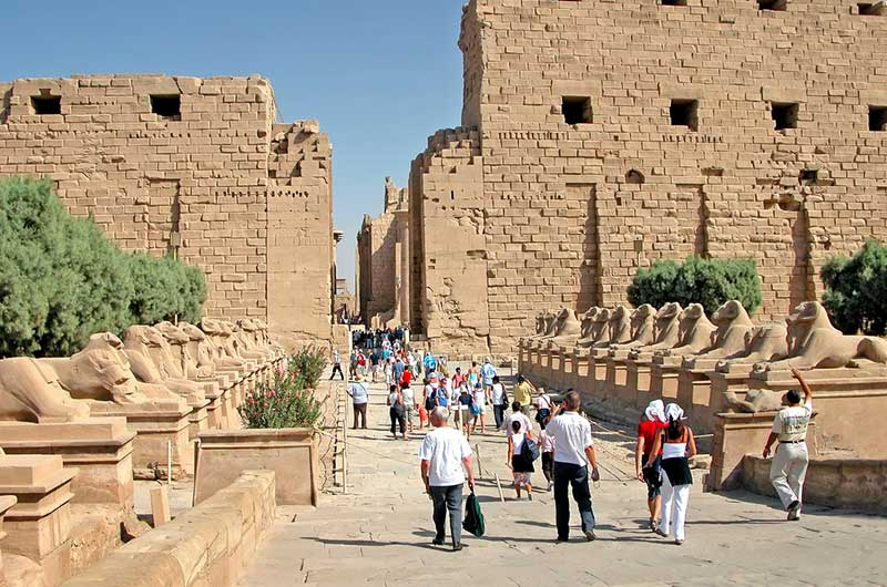 Luxor Tours from Aswan