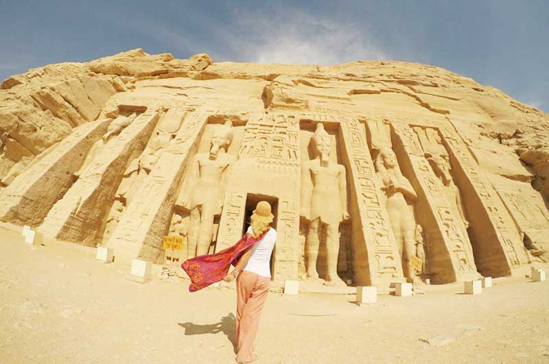 Trip to Abu Simbel and Aswan from Luxor
