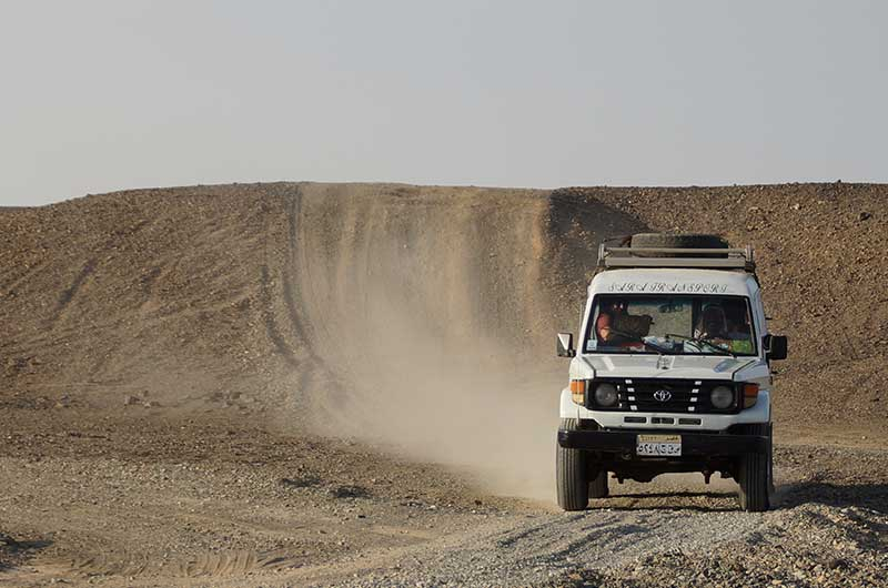 Hurghada Bedouin Desert Safari by Jeep 4x4