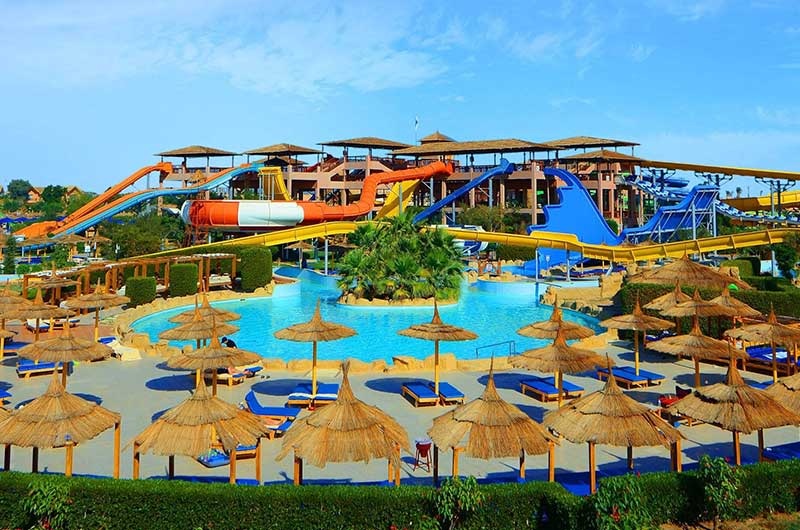 Jungle Aqua park from Hurghada