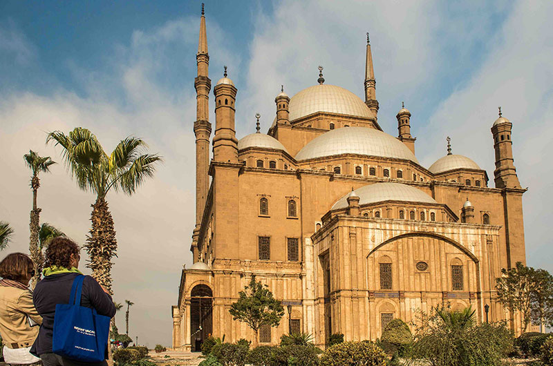 Islamic and Coptic Tours in Cairo from Port Said Port
