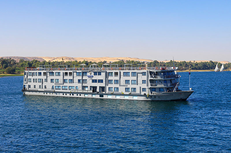Tulip Nile Cruise 3 Nights / Aswan–Luxor