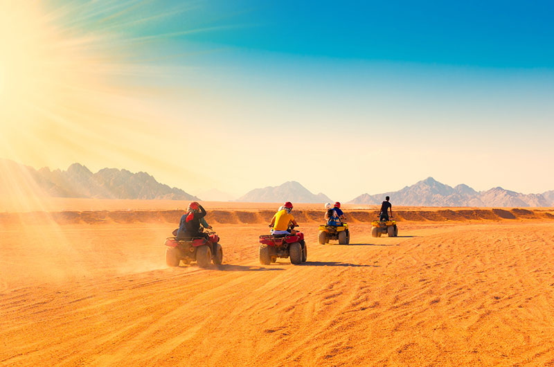 Dahab Safari Tours from Sharm El Sheikh