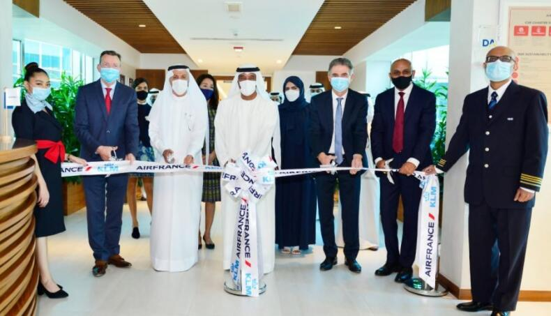 Air France KLM Group inaugurates new regional headquarters in Dubai
