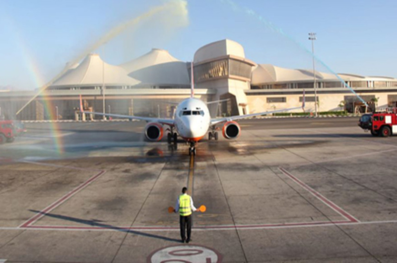 Egypt reopens airports after three months of closure due to corona virus