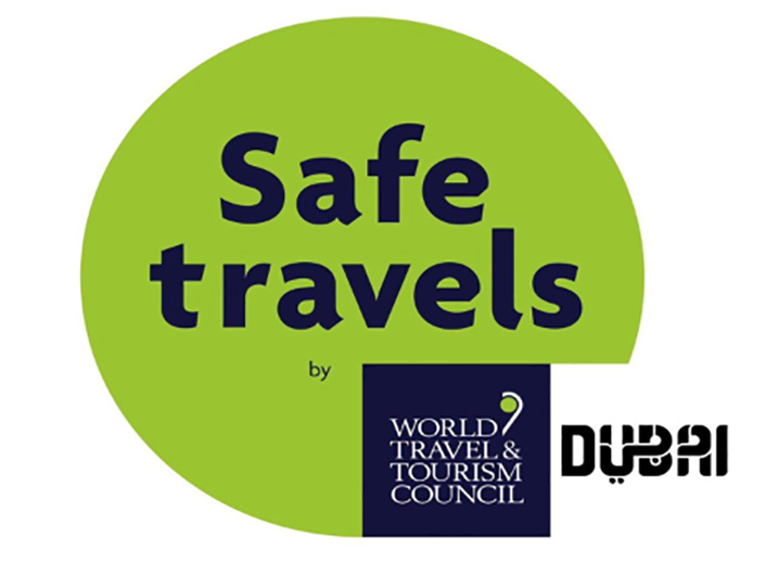 The World Travel and Tourism Council (WTTC) has recognized Dubai as a safe destination,