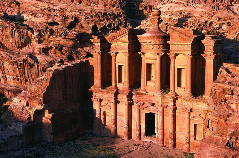 Petra Tour from Aqaba Port