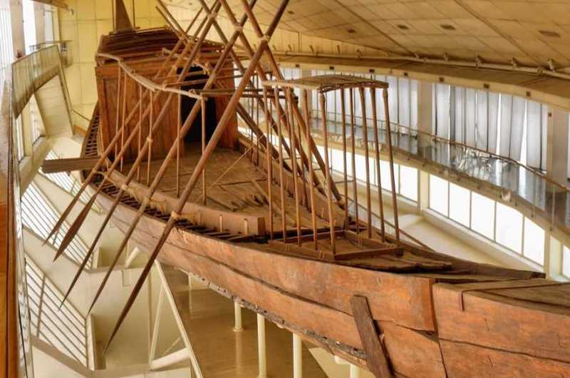 Solar boat Museum will be moved to the Grand Egyptian Museum (GEM)