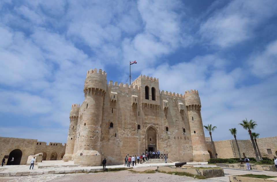 The reopening of two museums and three ancient sites in Alexandria