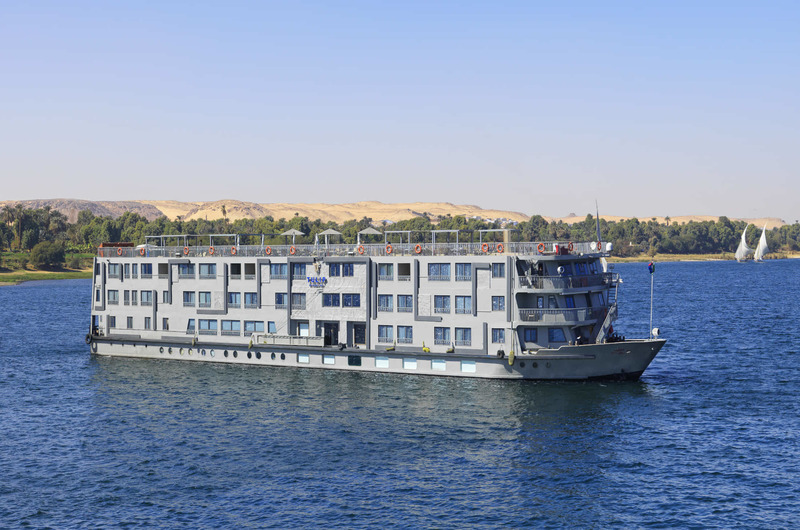 Reopening of the Nile Cruises.